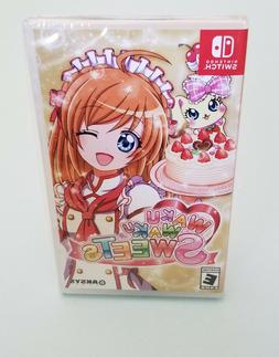 Waku Waku Sweets - Nintendo Switch BRAND NEW