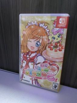 Waku Waku Sweets Nintendo Switch Import Brand New