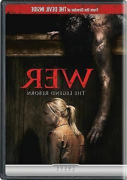 WER DVD A. J. Cook NEW