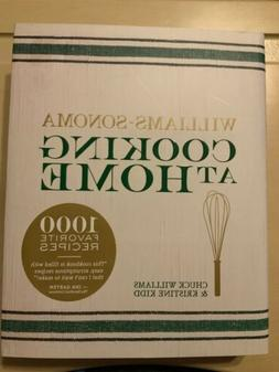 Williams-Sonoma Cooking At Home Cookbook 1000 Recipes NEW 20
