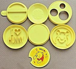 Winnie the pooh Kitchen tools Measure spoon pasta bread cutt